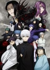 Affiche Tokyo Ghoul:Re 2