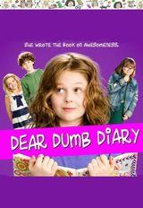 Affiche Dear Dumb Diary