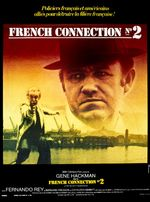 Affiche French Connection 2