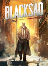Jaquette Blacksad : Under the Skin