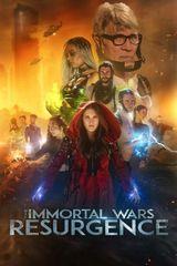 Affiche The Immortal Wars: Resurgence