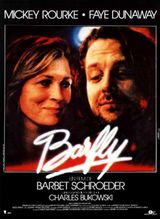 Affiche Barfly