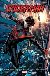 Couverture Ultimate Comics Spider-Man