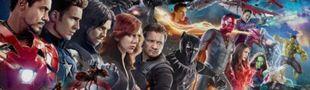Cover Du meilleur au pire des super héros de chez Marvel