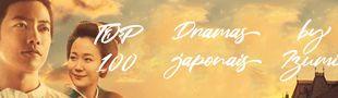 Cover Top 100 Drama japonais