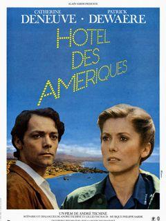 Affiche Hôtel des Amériques