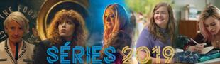 Cover Les nouvelles séries de 2019