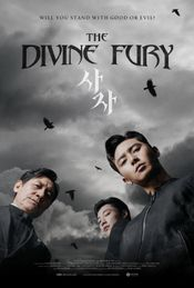 Affiche The Divine Fury