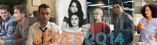 Cover Les nouvelles séries de 2014.