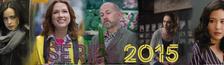 Cover Les nouvelles séries de 2015.