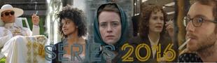 Cover Les nouvelles séries de 2016.