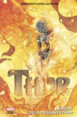 Couverture Marvel Legacy : La Mort de la Puissante Thor