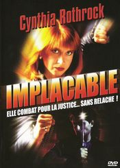 Affiche Implacable