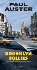 Couverture The Brooklyn follies
