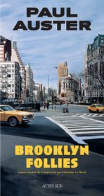 Couverture Brooklyn Follies