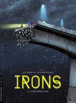 Couverture Ingénieur-conseil - Irons, tome 1