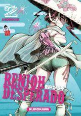 Couverture Renjoh Desperado, tome 2