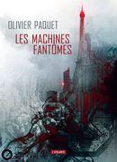 Couverture Les Machines fantômes