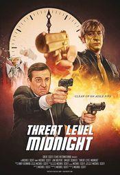 Affiche Threat Level Midnight