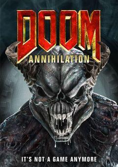 Affiche Doom: Annihilation