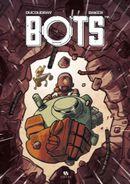 Couverture Bots, tome 2