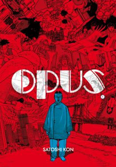 Couverture Opus, tome 1