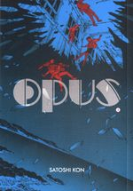 Couverture Opus, tome 2