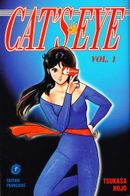 Couverture Cat's Eye