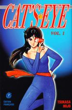 Couverture Cat's Eye, tome 1