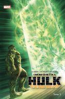 Couverture La Porte verte - Immortal Hulk, tome 2