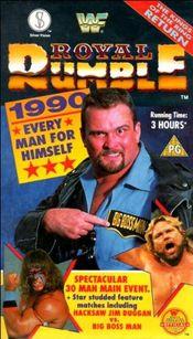 Affiche Royal Rumble (1990)