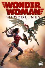 Affiche Wonder Woman : Bloodlines