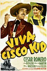 Affiche Viva Cisco Kid