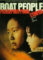 Affiche Passeport pour l'enfer