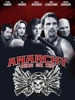 Affiche Anarchy