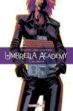 Couverture Hôtel Oblivion - Umbrella Academy, tome 3