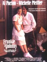 Affiche Frankie & Johnny