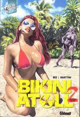 Couverture Bikini Atoll, tome 3
