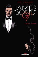 Couverture Kill Chain - James Bond, tome 4