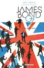 Couverture Black Box - James Bond, tome 5