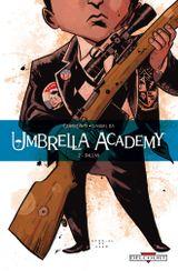 Couverture Dallas - Umbrella Academy, tome 2