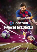 Jaquette eFootball PES 2020