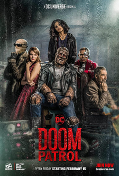 Affiche Doom Patrol