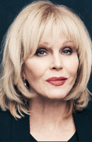 Photo Joanna Lumley
