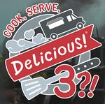 Jaquette Cook, Serve, Delicious! 3?!