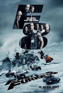 Affiche Fast & Furious 8