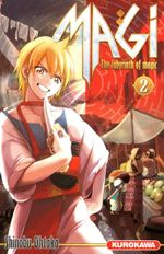 Couverture Magi : The Labyrinth of Magic, tome 2