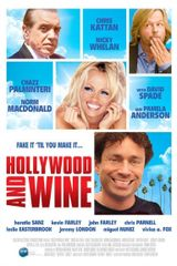 Affiche Hollywood and Wine