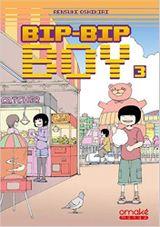 Couverture Bip-Bip Boy - Tome 3