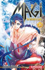 Couverture Magi : The Labyrinth of Magic, tome 31